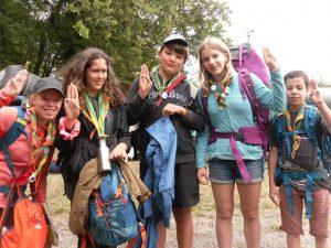 Le camp d'été 2019 de Mérey-sous-Montrond